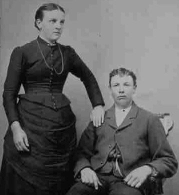 Parents of Stella Cora Hill