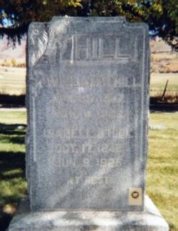 Grandparents of Stella Hill Hunt