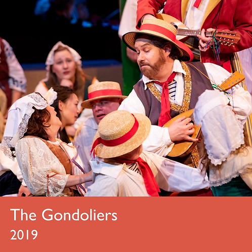 The Gondoliers (2019)