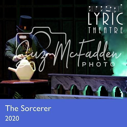 The Sorcerer (2020)