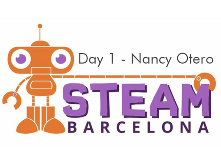 STEAMConf '21 - Day 1 - 'DOING, a fundamental learning process from 0 to 100 years' - Nancy Otero