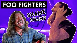"""""""Shame Shame"""" Foo Fighters Cover!"""