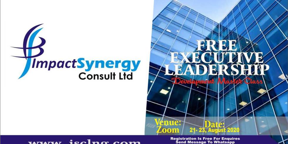 Executive Leadership Development masterclass