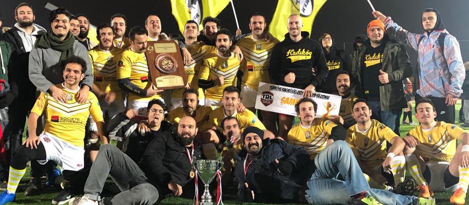 Şampiyon Kadıköy Bulls!!