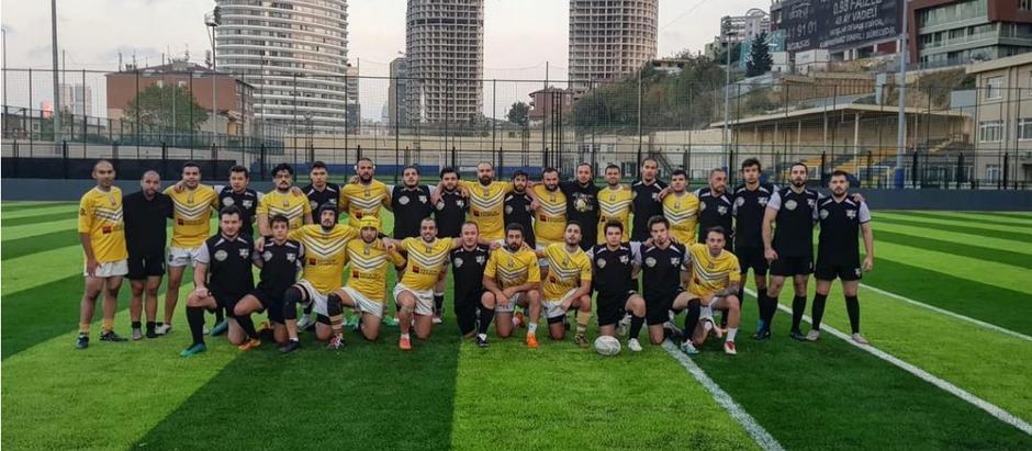 Bosphorus Rugby 6 - 84 Kadıköy Rugby