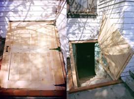 Cedar Cellar Doors