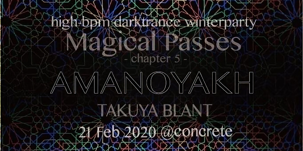 Magical Passes winter party!!