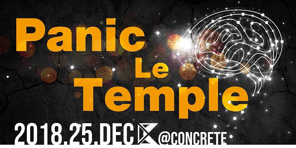 Panic Le Temple