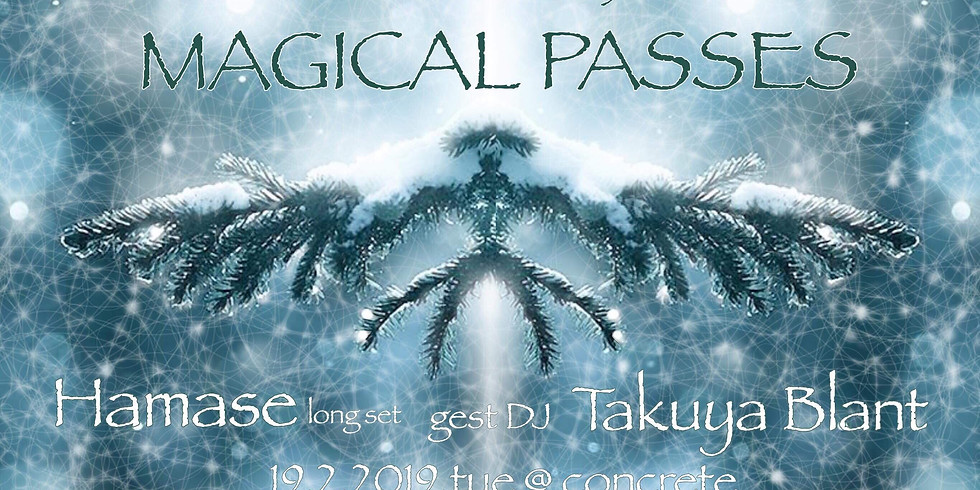 MAGICAL PASSES