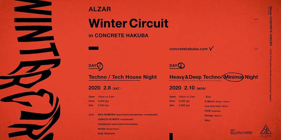 Heavy & Deep Techno/Minimal Night