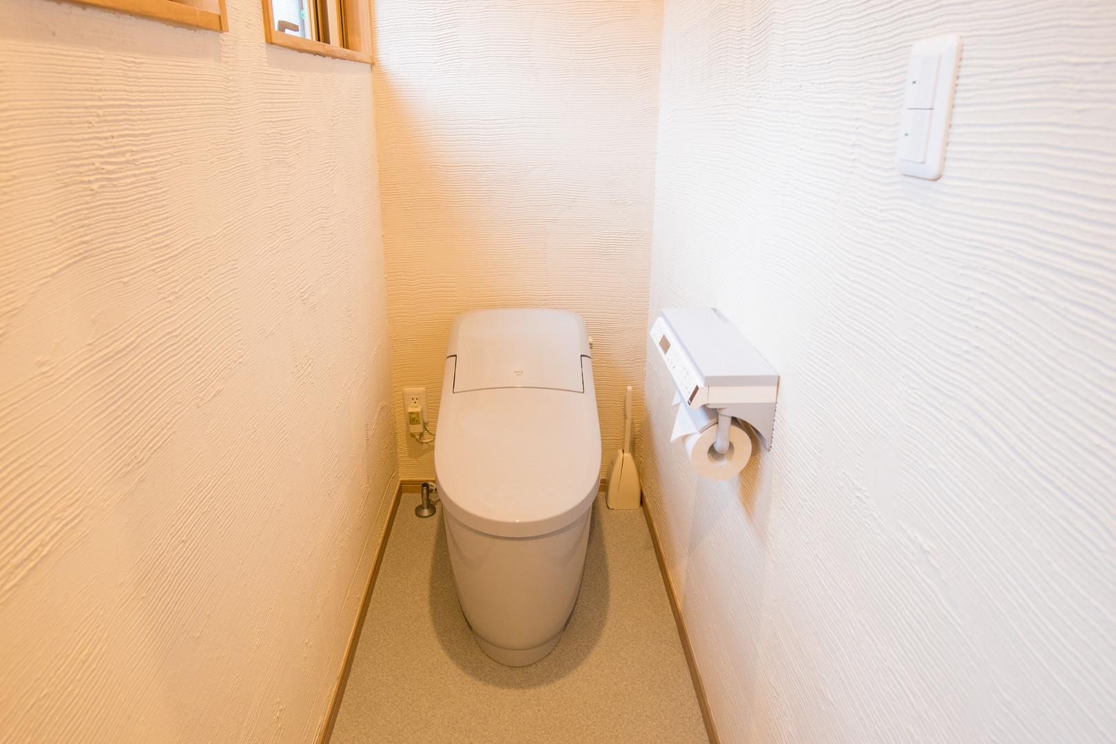 1Fの共用トイレ