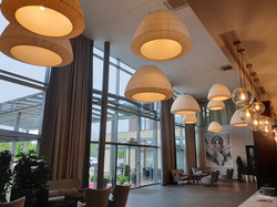 lampy do hotelu