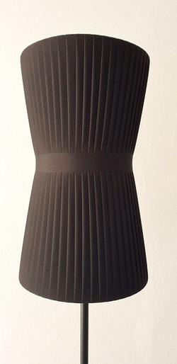 lampa do salonu z plisy