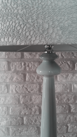 lakierowana podstawa lampy