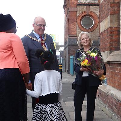 Lord Mayor's Visit (2017)