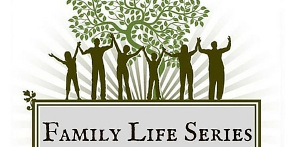 Couples Dinner & Family Life Series