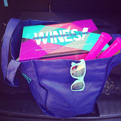 Who's ready for the weekend_ We are!! #wine #weekend #palmsprings #roadtrip #getatme