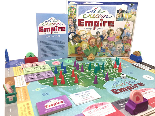 Ice Cream Empire!