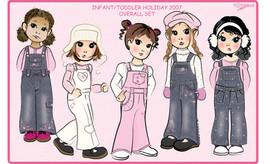 Children's apparel design