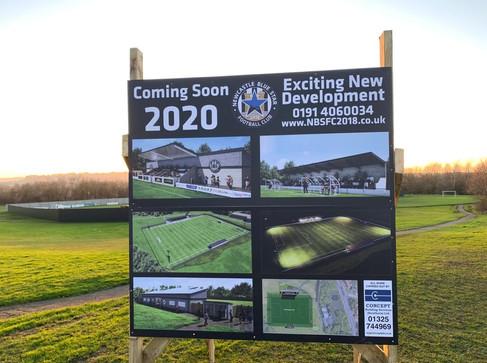 2020 Development