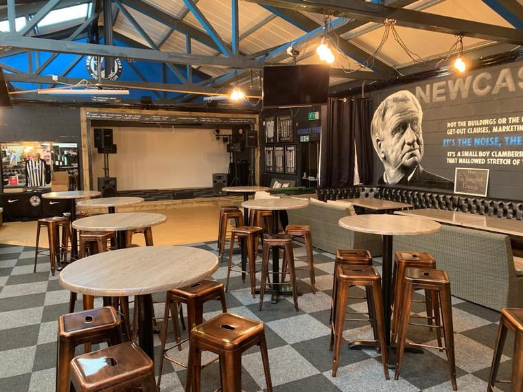 Sir Bobby Robson Lounge