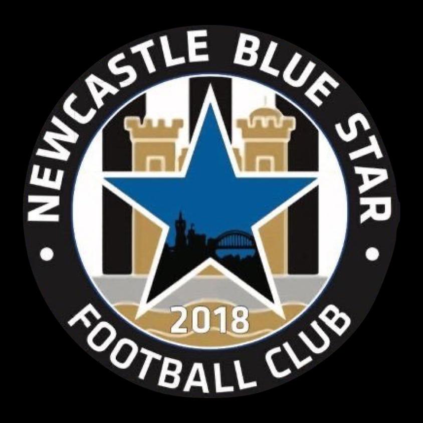 Newcastle Blue Star Reserves v   Wideopen