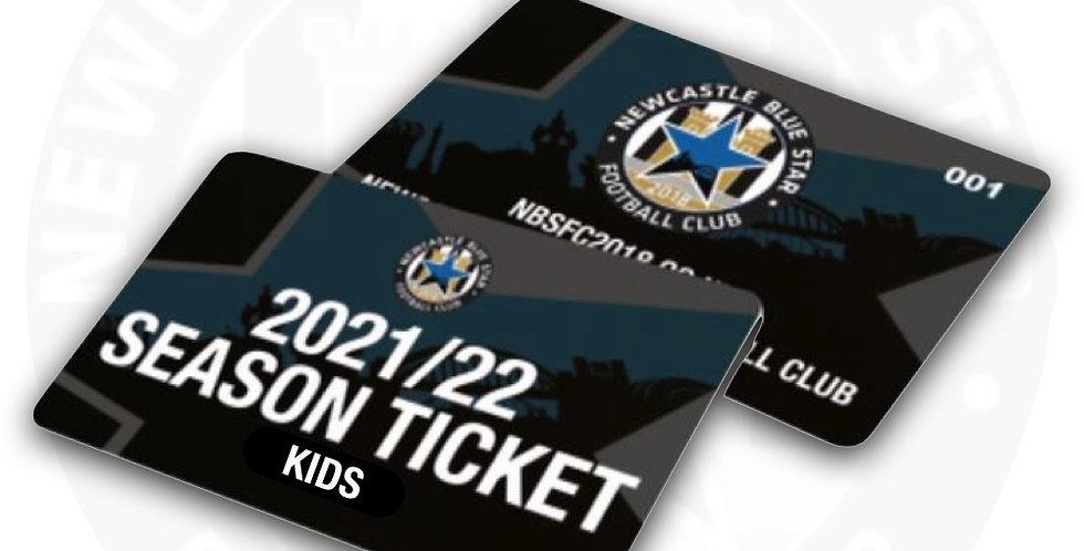 Kids Season Ticket