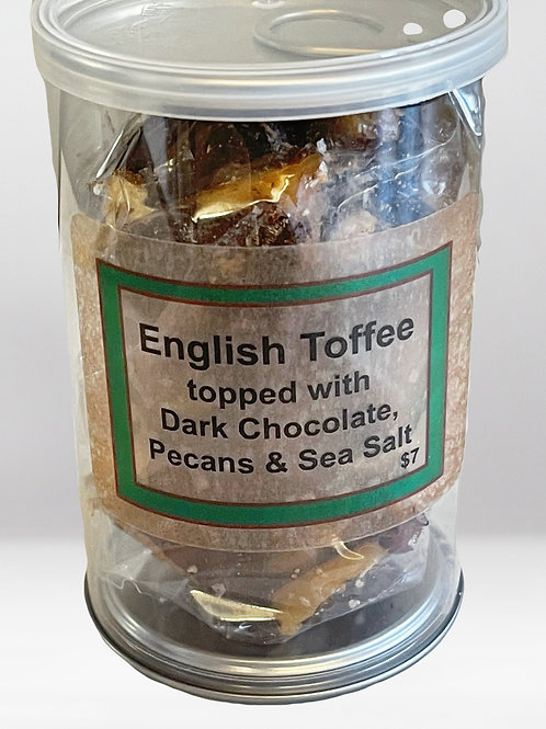 Buttery English Toffee