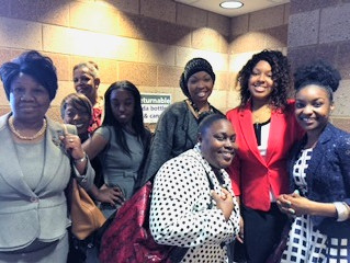 Career Dress supports the GIRDLE Ministries Spring Fashion Show