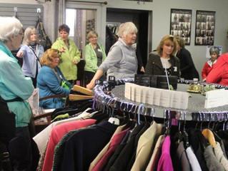 Pontiac Bus Tour supports non-profit helping women dress for success
