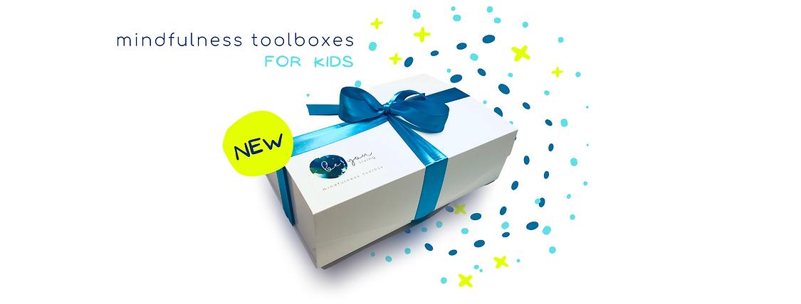 Craft box for kids  - mindfulness web ho