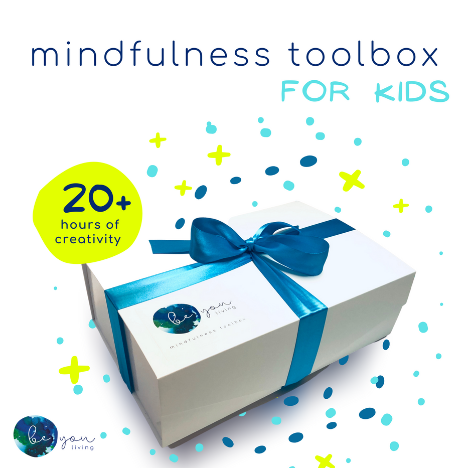 Mindfulness Toolbox for kids 20 hours of activity
