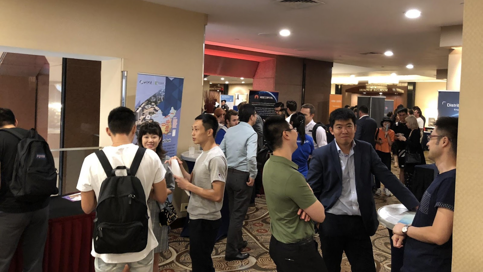 8_ Blockchain Without Borders Token Expo