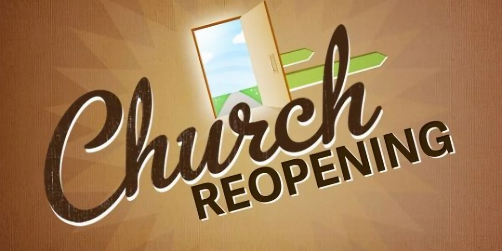 Sunday Worship Service - October 4, 2020 @ 11:00am EST