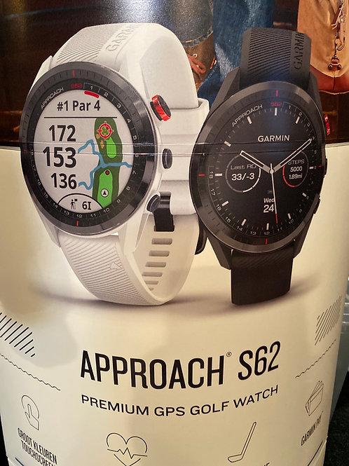 Garmin golf horloge S 62