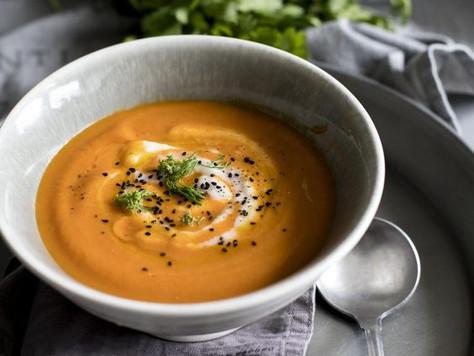 Ayurvedic Detox Ginger Veggie Soup