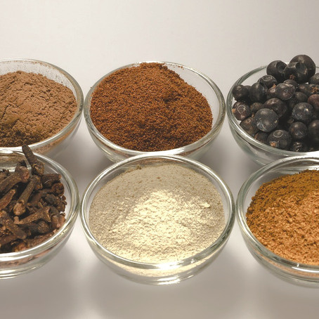 """Healing Kitchen Spices, Turn your food into medicine- """"Spice up your life"""""""