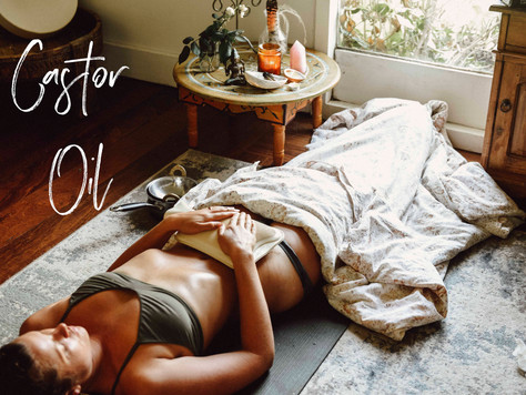 How to use healing Castor Oil packs