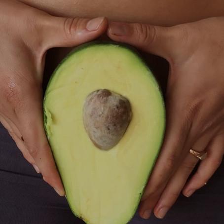 Avocados = FERTILITY FOOD