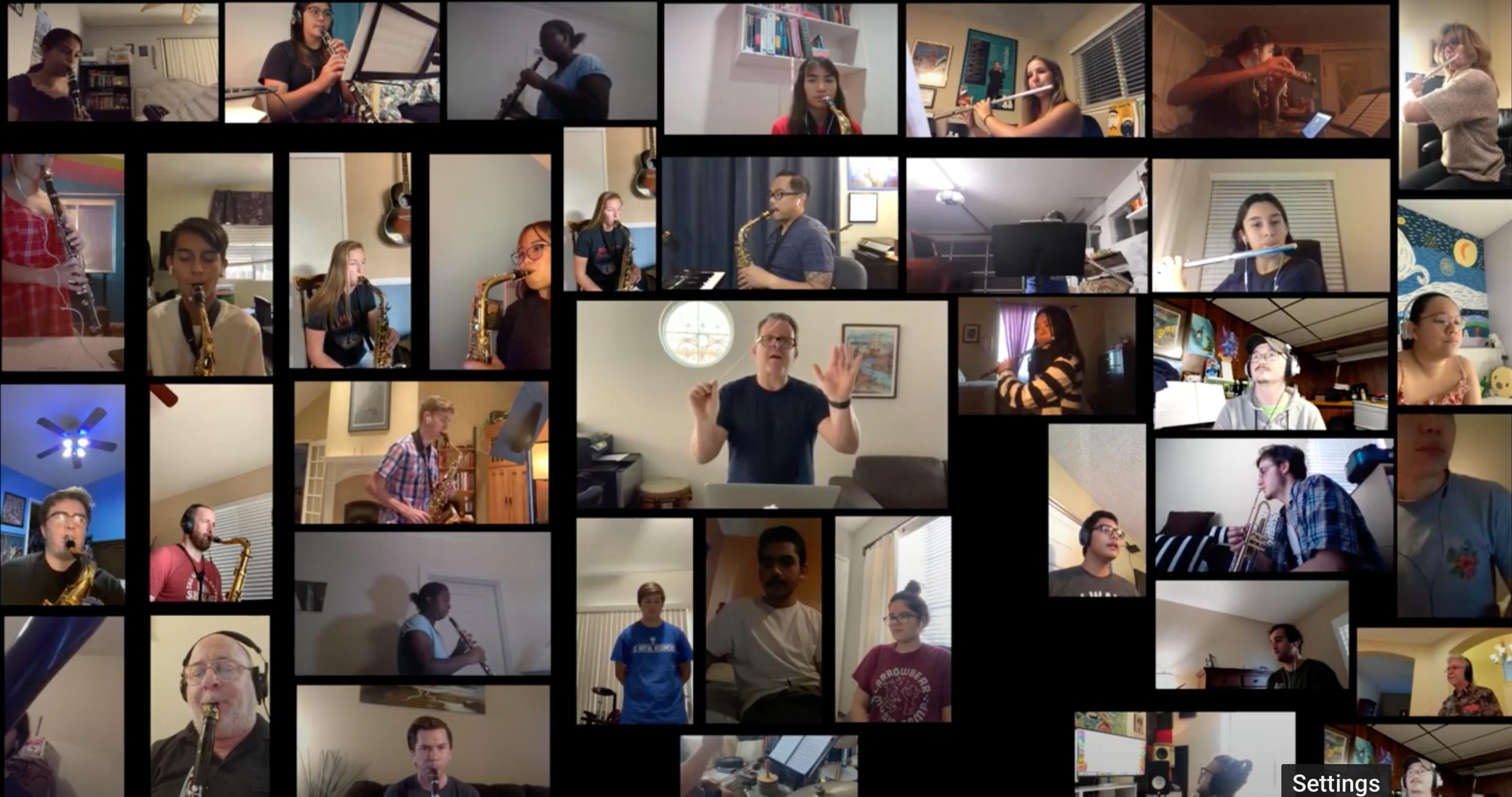 Virtual Ensembles
