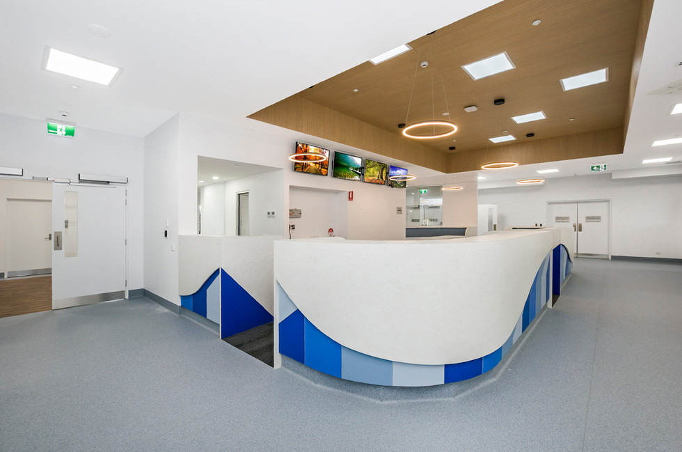 MHS - Urgent Care Building Port Fairy