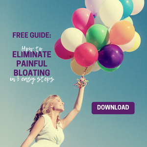 FREE GUIDE: 5 WAYS TO IMPROVE YOUR DIGESTION IN JUST ONE DAY