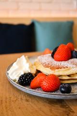 Breakfast at Lloyd Coffee Press