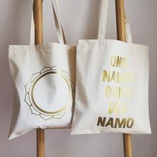 Ong Namo Tote Bag