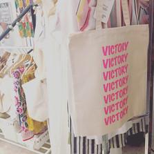 Victory Tote Bag @ RA MA, Mallorca