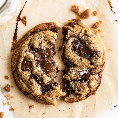 Isla & Daisy Thykier's Seriously gooey cookies (6 cookies) (Year 4)