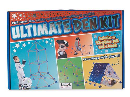 Hinkler Build-A-Den Kit
