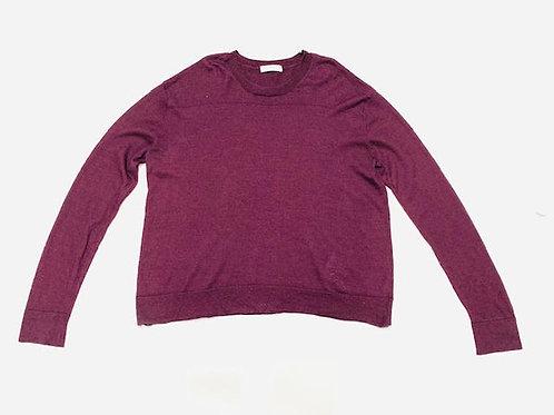 Equipment Wool Purple Jumper M