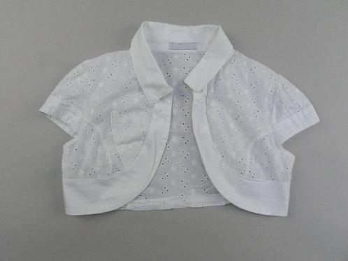 Soho Girls White Vest Top Size 8-9 Yrs