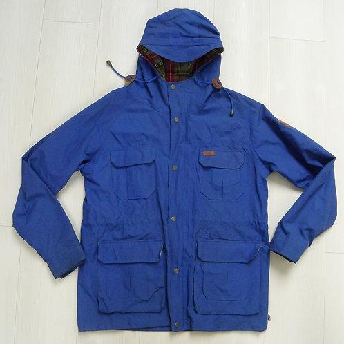 Penfield Blue Waterproof Men's Jacket Size L